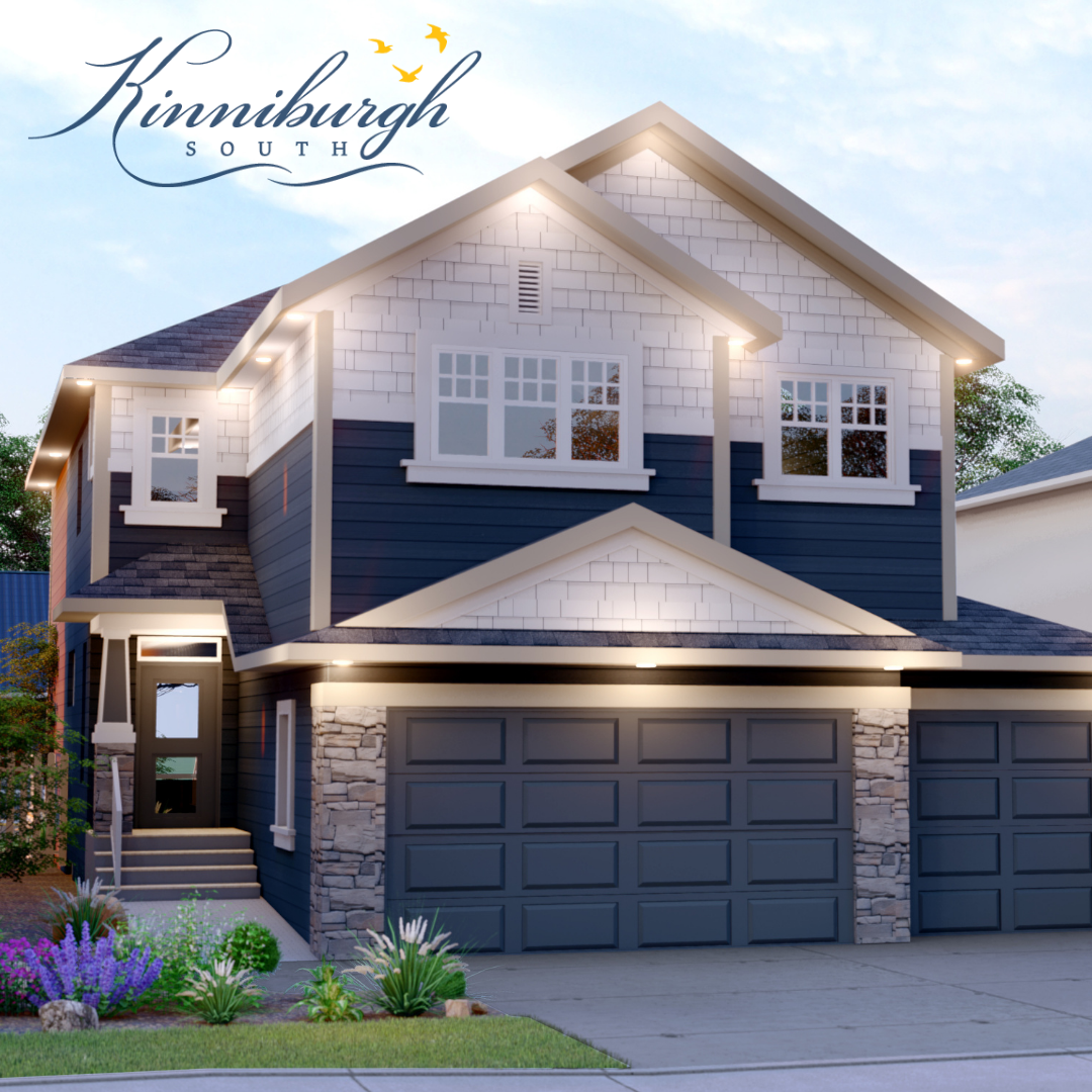New community in Chestermere